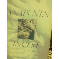 Anaís Nin Diario Incest