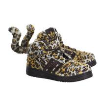 Zapatillas Adidas Jeremy Scott Leopard Liquidacion