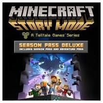 Minecraft Story Mode Todos Ep. 1 Ao 8 Ps3 - Season Pass