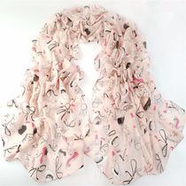 Regalo Navidad Navideño Mascada Mujer Pashmina Bufanda Moda