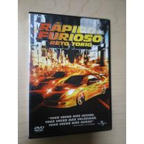 Rapido Y Furioso Reto En Tokio Dvd