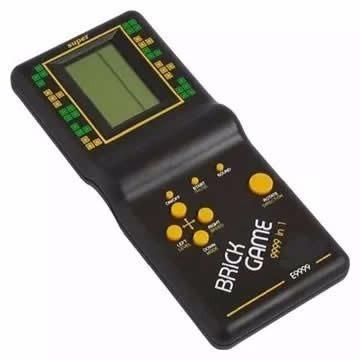 Juego Tetris Brick Clasico Game 9999 In 1 Clasico 200 00 En