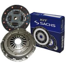 Kit Embreagem Ford Fiesta/focus 1.6 8v 02/ S/atuador - Sachs