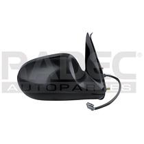 Espejo Nissan Sentra Modelo 2001-2006 Electrico Negro