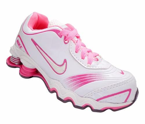 539cfd120c3 ... usa nike shox turbo tenis feminino infantil linda demais cac5b 53bb0