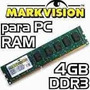 Memoria Ram Markvision 4gb Ddr3 1333 Mhz Dimm