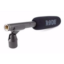 Microfone Rode Direcional Boom Ntg2 - Revendedor Autorizado