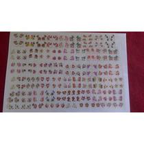 200 Películas De Unhas Para Os Pés E Mãos (frete Grátis)