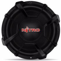 Spyder Nitro 12 700w Rms G4 Auto Falante Subwoofer 2+2 Ohms