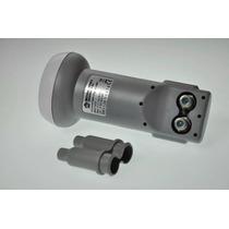 Lnb Ku Universal+20 Mts Cable Coaxil Rg-6+soporte Fta