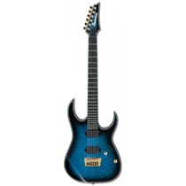 Guitarra Ibanez Rgix 20fe Sbs | Emg | Sapphire Blue Sunburst