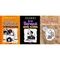 Diário De Um Banana Volume 9 10 E Faça Voce Mesmo