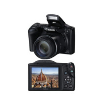 Câmera Digital Semiprofissional Canon Powershot 16mp