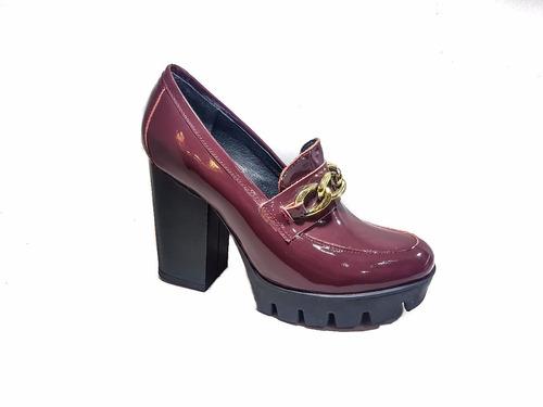 Zapato De Cuero  f3e6871ac999