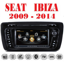 Estereo Seat Ibiza Gps Dvd Mp3, Bluetooth Ipod Internet 3g