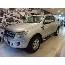 Ford Ranger C/doble 4x4 Limited At Diesel 3.2l