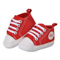 Sapato P/ Bebês Menino E Menina Sapato Macio Confortável Top