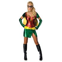 Disfraz Sexy Robin T. Ch.