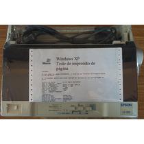 Impressora Matricial Epson Lx-300 Lx 300 Lx300 Semi-nova 12x