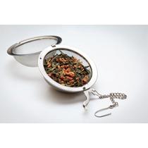 Infusor De Chá Aço Inoxidável - Coador Peneira Chaleira Casa