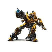 Transformer Bumblebee Con Luces 50 Cm De Alto