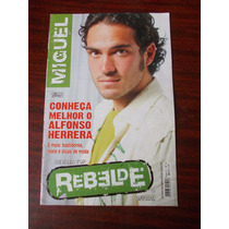 Rebelde Oficial - Alfonso Herrera. Bastidores, Teste E Dicas