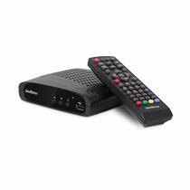 Conversor P/ Tv Digital E Gravador Usb Hdmi Intelbras Cd636