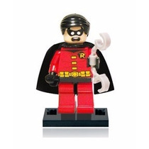 Lego Robin Boneco Dc Comics Batman
