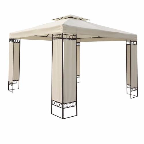 Carpa 3x3 mts toldo con elegante estructura oferta nuevos - Estructura para toldo enrollable ...