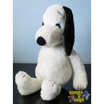 Boneco Snoopy Pelucia Grande Tenho Mc Donalds
