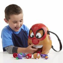 Figura Mashups Playskool Senhor Cabeça De Batata Spider