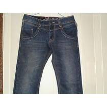 Jeans En Perfecto Estado Para Jovencitos