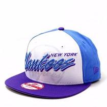 Boné Aba Reta New Era Ny Yankees 9fifty Snapback