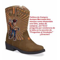 Botas Vaqueras Para Niño Toy Story 105-1223