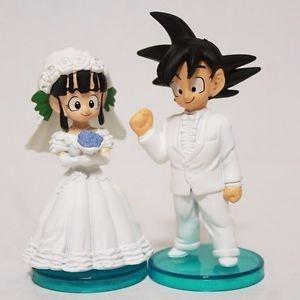 Goku Y Milk Boda Dragon Ball Entrega Inmediata 545 00