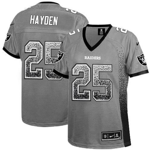 Camiseta Grift Fashion Futbol Americano Oakland Raiders -   1.638 1e8da0e3cee