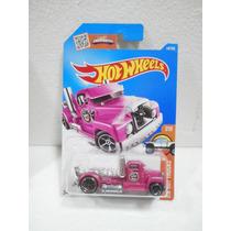 Hot Wheels Camion Pipa Turbine Time Rosa 147/250 2016