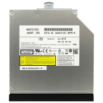 Gravador De Cd/dvd Panasonic Ide 8x Para Notebook Uj-870