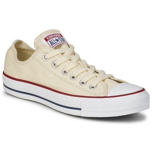 d4e70468a74 Zapatos Zapatillas Converse All Star Tenis Color Beige Star -   71.669 en Mercado  Libre