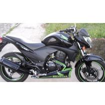 Spoiler Carenagem Moto Yamaha, Honda, Suzuki