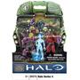 Lote De 7 Figuras Halo Mega Bloks Originales Y Nuevas