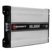 Módulo Amplificador Taramps Hd3000 2 Ohms 3000w Rms 1 Canal