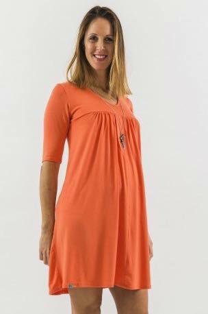 0c02f7ae3 Vestido Ropa Embarazo Lactancia Maternidad(leer Descripción) -   22.990 en  Mercado Libre