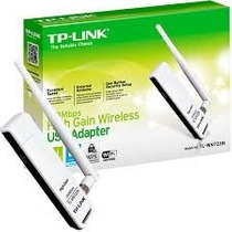 Adaptador Wifi Wireless Usb Tp-link Tl-wn722n 150mbps Oferta