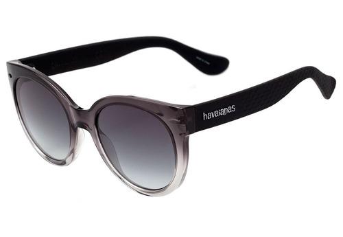 a1310c21351af Havaianas Noronha - Óculos De Sol 7ws 90 Preto Translúcido B - R  251,90 em  Mercado Livre