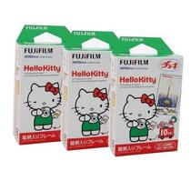Fuji Instax Mini Película Instantánea Hello Kitty Dibujos A