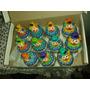 30 Potinhos Palhacinhos Em Biscuit Lembrancinha