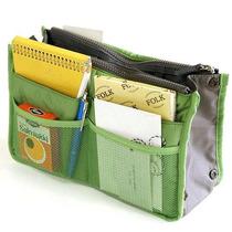 Organizador Acolchada De Bolsos Carteras Color Verde New