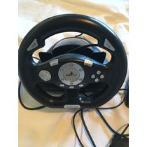 Sony Playstation 2 Volante Y Pedalera