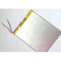 Bateria Tablet Lenoxx,tectoy,phaser 5000 Mha (mega Promoção)